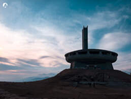 Buzludja - UFO from the past, forgotten in the mountain