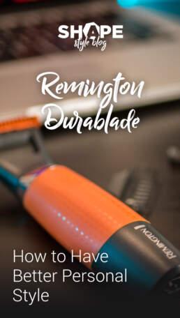Remington Durablade Pinterest